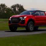 Un Pick-up Audi à la sauce américaine