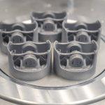 Des pistons Porsche imprimés en 3D – Puissance et efficience accrues