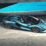 Lamborghini Sián Roadster – La supercar à toit ouvert limitée à 19 exemplaires