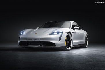 Le Porsche Taycan considéré comme la voiture la plus innovante au monde