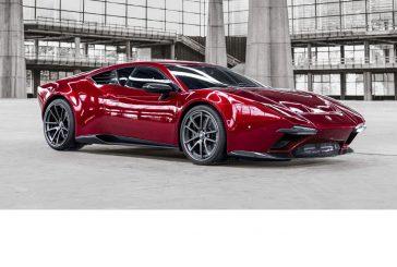 Panther Progettouno par Ares Design - Basée sur la Lamborghini Huracán V10