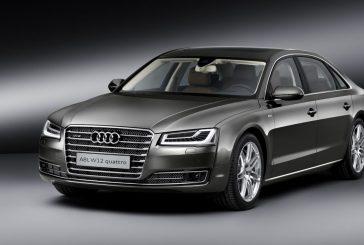 Audi A8 L W12 Audi exclusive concept de 2011 - Limitée à 50 exemplaires