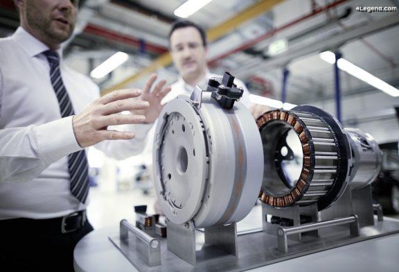 Audi, numéro un des brevets portant sur les motorisations électriques