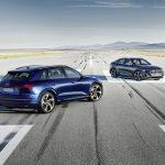 Audi e-tron S & Audi e-tron S Sportback – Les SUV électriques sportifs