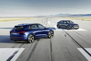 Audi e-tron S & Audi e-tron S Sportback - Les SUV électriques sportifs