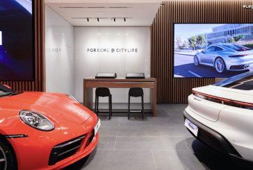 Porsche@CityLife - Un nouveau concept store à Milan