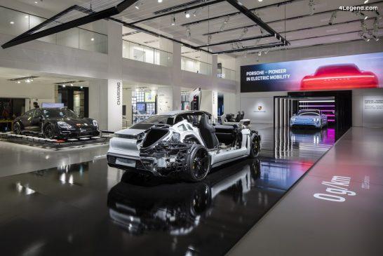 Exposition «Porsche - Pionnier de la mobilité électrique» à Berlin