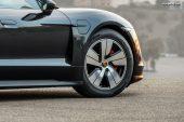 Des pneus Hankook en première monte sur le Porsche Taycan