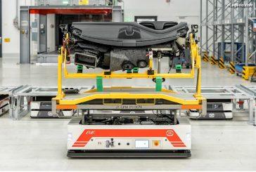 Porsche investit dans des systèmes de transport serva