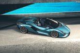 Lamborghini Sián Roadster - La supercar à toit ouvert limitée à 19 exemplaires