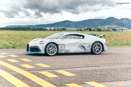 Bugatti Divo - Les premiers véhicules sur le point d'être livrés aux clients