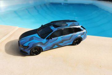 Testé : miniature Audi RS 6 Avant de GMK au 1:18 par GT Spirit