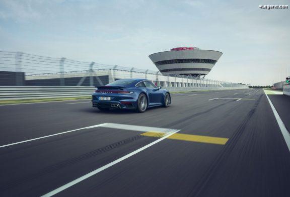 Porsche 911 Turbo type 992 : la nouvelle génération Turbo
