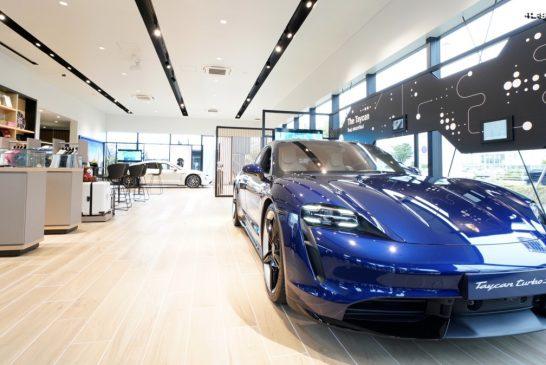 Porsche NOW Tokyo - Le Pop-up store Porsche arrive au Japon