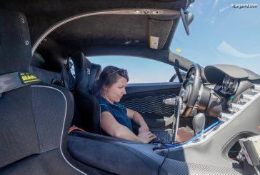 Secrets de la climatisation de la gamme Bugatti Chiron - Une régulation parfaite même à 400 km/h