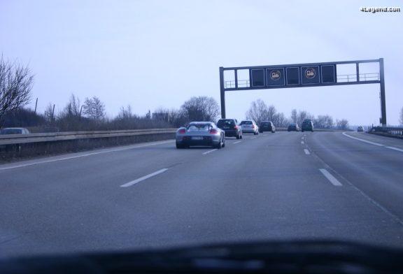 Peut-on aller rouler sur les routes illimitées en Allemagne?