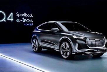 Live présentation Audi Q4 Sportback e-tron concept - 07/07/20 à 19h15