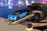Xenos - L'hyperyacht embarquant une Bugatti Chiron offerte