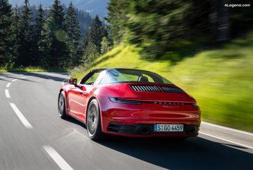 Porsche enregistre 1,2 milliard d'euros de résultat opérationnel au premier semestre 2020