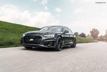 L'Audi A5 restylée passe entre les mains d'ABT Sportsline