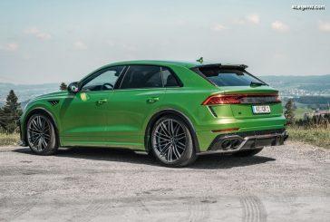 ABT RSQ8-R - Une Audi RS Q8 plus sportive en édition limitée