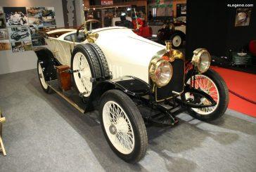 Restauration d'une Audi Type C Alpensieger de 1913