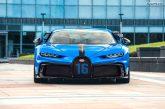 Manchester accueille la Bugatti Chiron Pur Sport