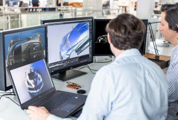 Bugatti - pionnier en matière de numérisation du processus de design