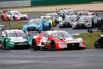 DTM - Une nouvelle victoire Audi avec René Rast au Lausitzring