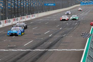 DTM - Podium pour Audi avec Robin Frijns lors de la dernière course au Lausitzring