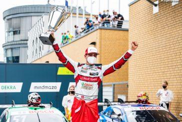 DTM - Une nouvelle victoire du pilote Audi Nico Müller au Lausitzring