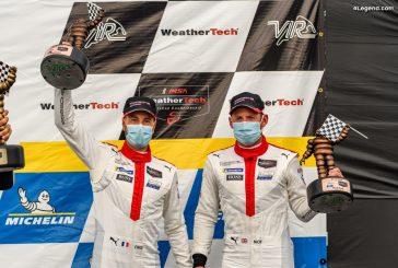 IMSA - Podium pour la Porsche 911 RSR en Amérique du Nord