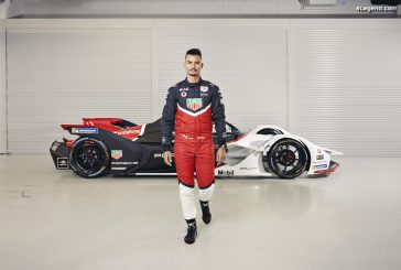 Pascal Wehrlein devient pilote régulier de l'équipe TAG Heuer Porsche Formula E