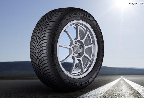 Goodyear Vector 4Seasons Gen-3 - Un nouveau pneu 4 saisons