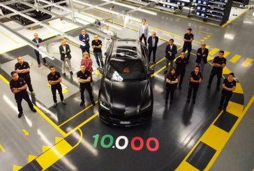 Le 10 000ème Lamborghini Urus est sorti des chaînes de montage