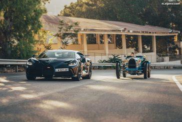 Bugatti Targa Florio - Sur les traces d'Albert Divo au volant d'une Bugatti Divo