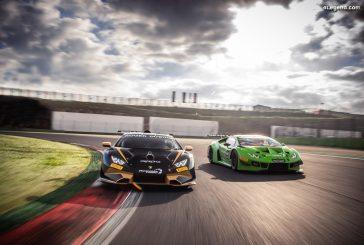 Lamborghini confirme le soutien continu aux jeunes pilotes