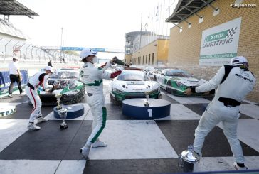 Victoires pour les versions GT3 et GT4 de l'Audi R8 LMS