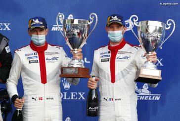 WEC - Victoire de Porsche aux 6 Heures de Spa 2020 en GTE-Pro