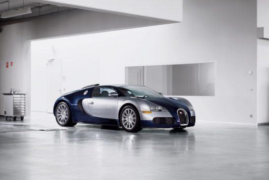 Bugatti célèbre les 15 ans de l'Atelier de Molsheim