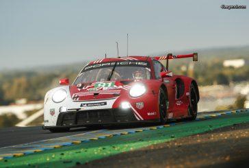 24H Mans 2020 - Descente aux enfers pour l'équipe officielle Porsche