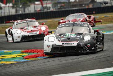 24H Mans 2020 - Mauvaises performances pour les Porsche d'usine en GTE-Pro