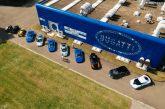 Bugatti Campogalliano - Les 30 ans de la Fabbrica Blu