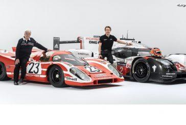 Porsche célèbre ses 50 ans de victoires au Mans