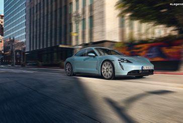 «Porsche Drive Rental» offre un accès flexible à l'électromobilité via le Taycan