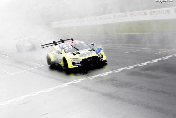 DTM - Double podium pour Audi sous la pluie à Assen