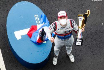 DTM - Première victoire du pilote Audi Robin Frijns à Assen