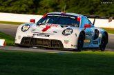 La Porsche GT Team ne participera pas à la course IMSA au Mid-Ohio