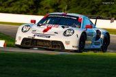 Le Porsche GT Team ne participera pas à la course IMSA au Mid-Ohio