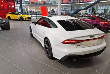 Les futures Audi RS seront à technologie hybride rechargeable